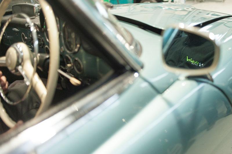 Detalles de vehículos reparados
