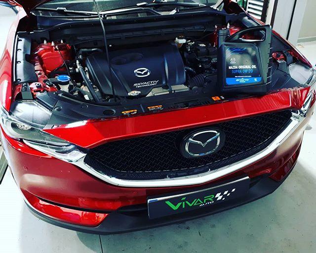 La primera revisión de este Mazda CX5
